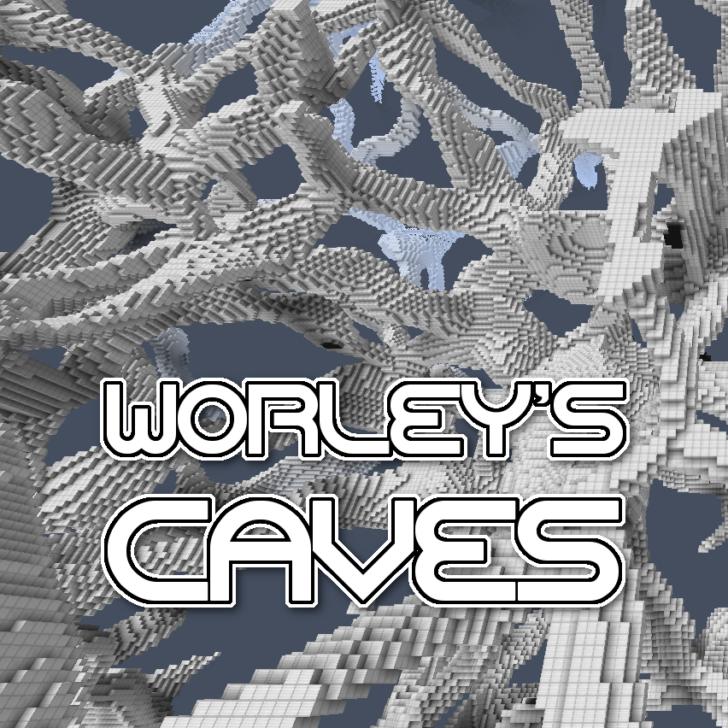 Worley's Caves - бесконечные пещеры [1.12.2]