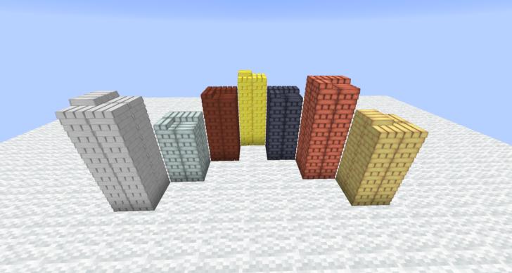 Stackable - блоки слитков [1.12.2]