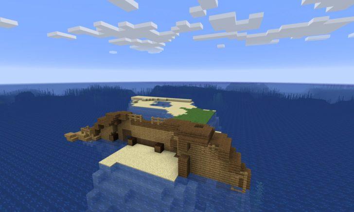 Сид с Кораблекрушением и сокровищами на необитаемом острове [1.13.2]