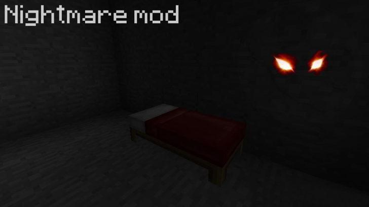 Nightmares - кошмары наяву [1.12.2]