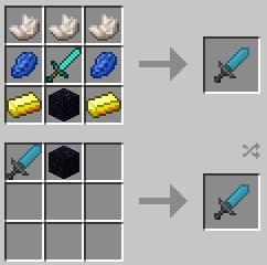 Flexible Tools - оружие, инструменты и набор улучшений [1.12.2] [1.11.2]