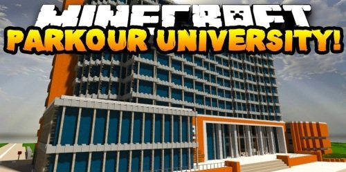 The Parkour University - университет паркура [1.12.2]