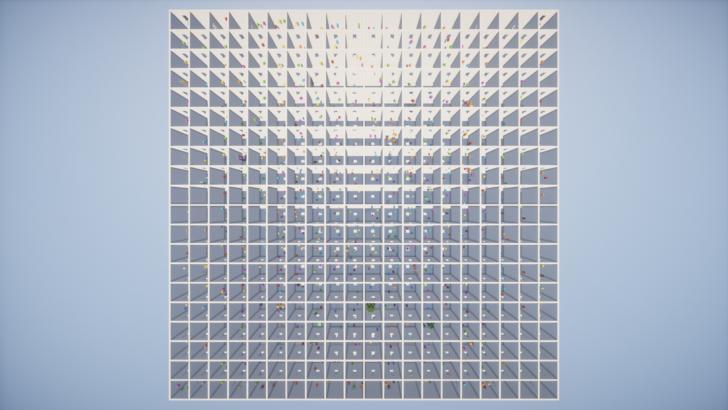 400 Levels - 400 уровней паркура [1.13.2]