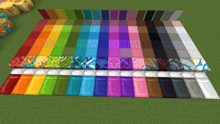 Minecraft HD 64x [1.14.4] [1.13.2] [1.12.2 - 1.9.4]