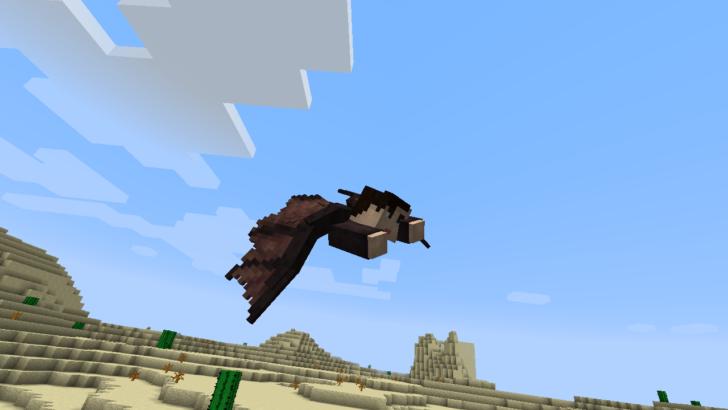 Wings - 9 пар крутых крыльев [1.12.2]
