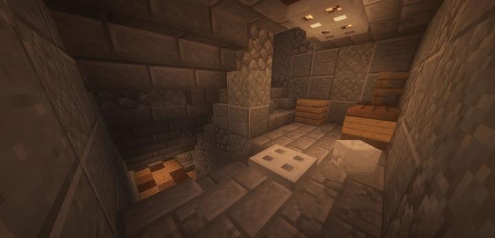 Заброшенный бункер в лесу [1.12.2]
