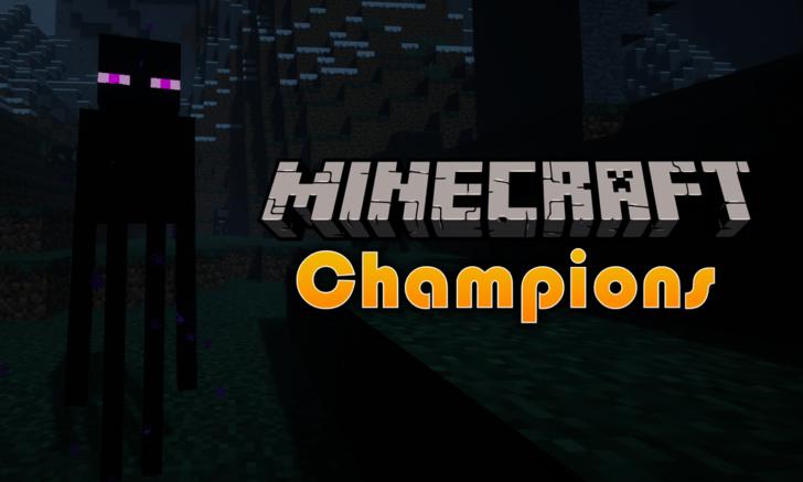 Champions - элитные монстры [1.12.2]