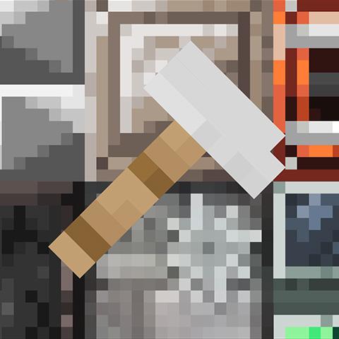 Extended Blocks - огромный набор строительных блоков [1.12.2]