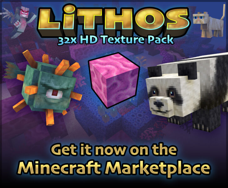 Lithos:Core [1.15.1] [1.14.4] [1.12.2 - 1.7.10] (32x)