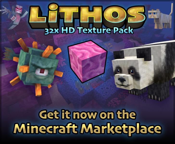 Lithos:Core [1.14.3] [1.13.2] [1.12.2 - 1.7.10] (32x)