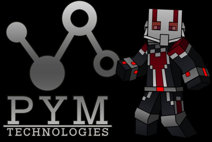PymTech - Человек-муравей [1.14.4] [1.12.2]