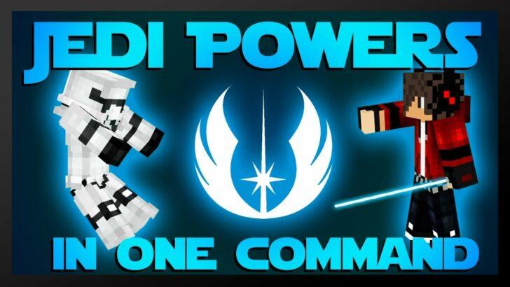 Jedi Powers - световым меч и способности джедаев [1.12.2]
