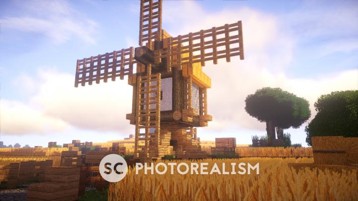 SC Photorealism - фотореалистичные ресурс пак [1.13.2] (128x)