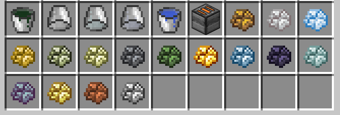 Sheep Metal - овцы с шерстью из руды [1.14.4] [1.12.2]