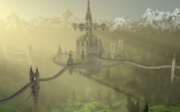 The Wanderer's Library - таинственная библиотека [1.13.2]