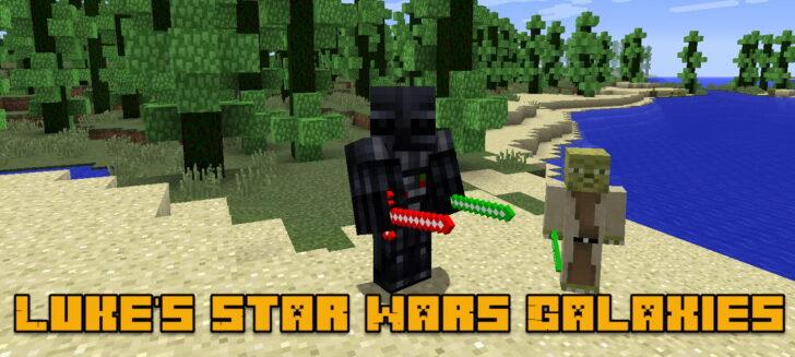 Luke's Star Wars Galaxies - мир Звездных Войн [1.12.2]