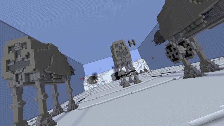 Star Wars: Дроппер [1.12.2]