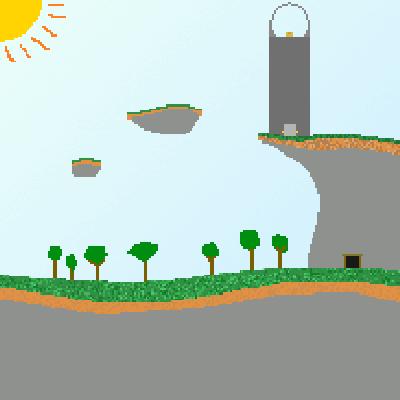 Draylar's Battle Towers - жуткие башни [1.14]