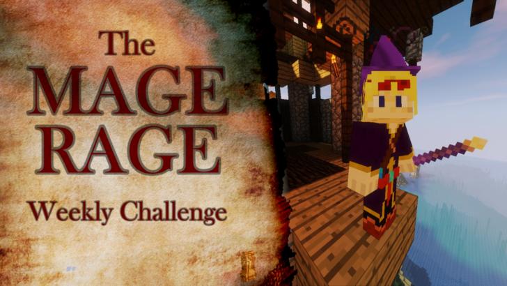 Mage Rage - Маг Ярости [1.13.2]