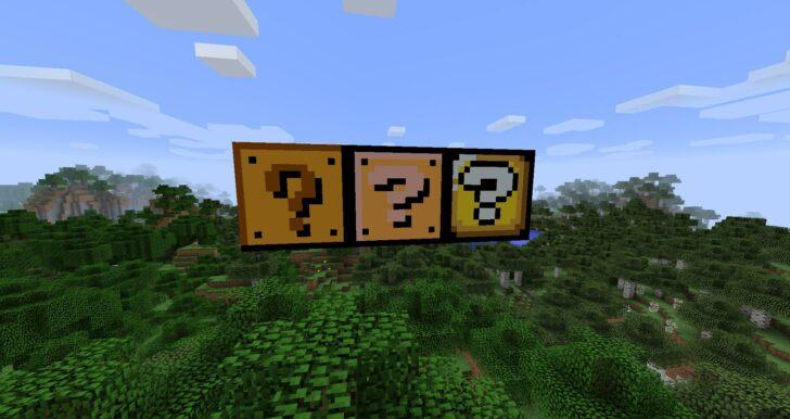 Mario 2 - трубы-порталы, блоки и декор [1.12.2] [1.11.2] [1.10.2]