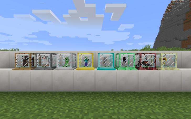 Tiny Mob Farm - фермы мобов [1.13.2] [1.12.2]