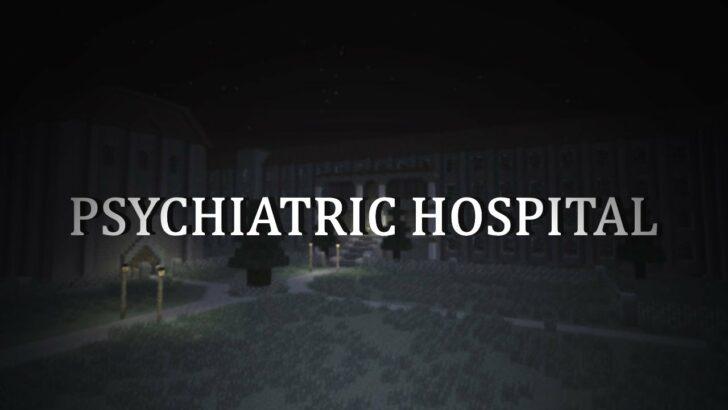 Psychiatric hospital - заброшенная психиатрическая больница [1.13.2]