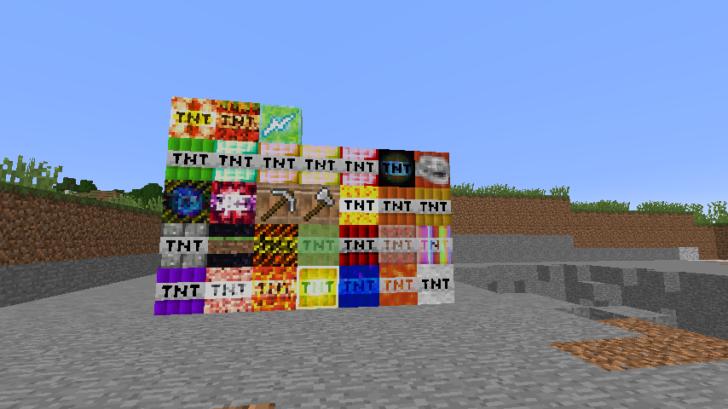 Even More TNT - еще больше динамита [1.12.2]