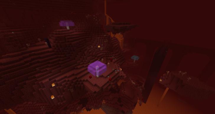 Nether Things [1.14.3] (руда в нижнем мире)
