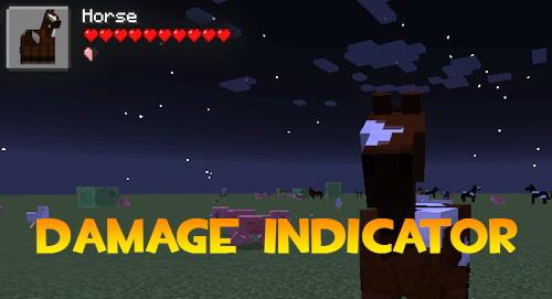 Ama's Damage Indicator [1.13.2]