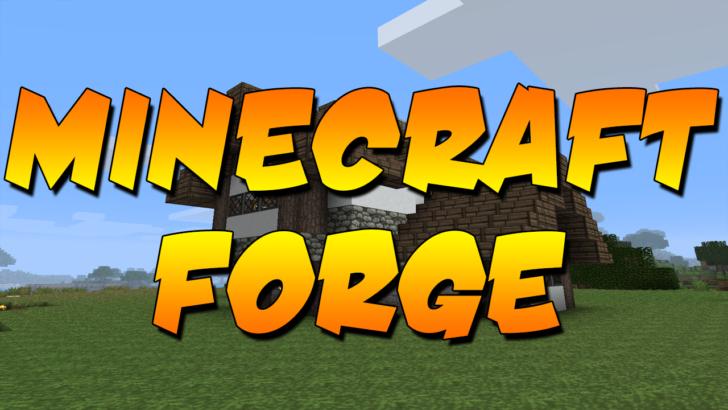 Minecraft Forge [1.14.4] [1.13.2] [1.12.2 - 1.10.2] [1.7.10]