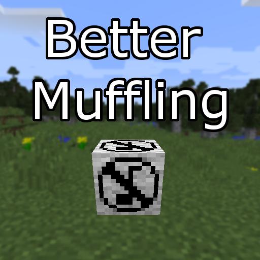Better Muffling [1.14.4] [1.12.2] (блок настройки громкости звуков)
