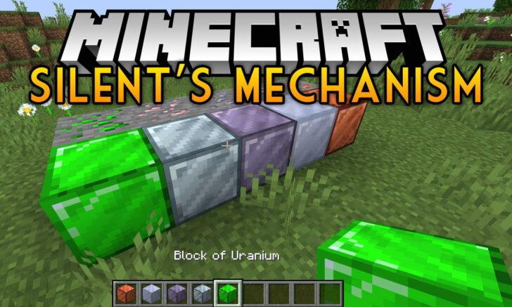 Silent's Mechanisms [1.14.4] (механизмы на FE-энергии)