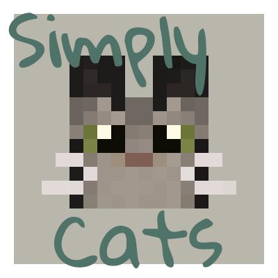 Simply Cats [1.12.2] (коты и кошки)