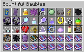 BountifulBaubles [1.14.4] [1.12.2] (кольца, ожерелья и артефакты)