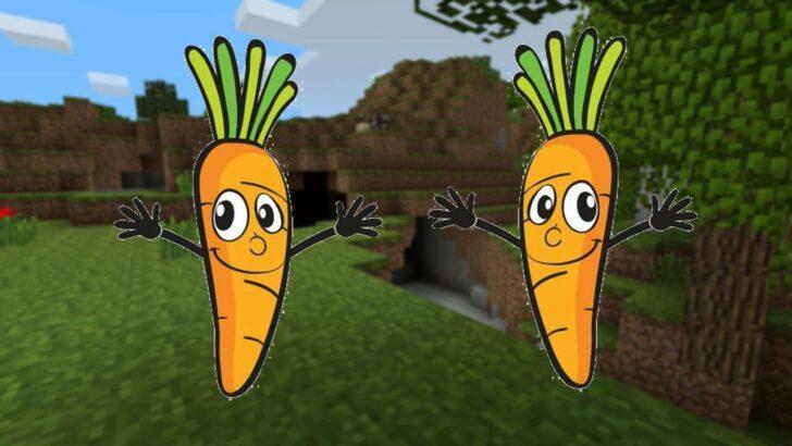 The Veggie Way [1.14.4] [1.12.2] (Вегетарианский путь)