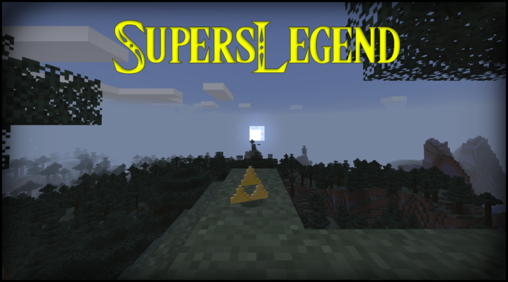 SupersLegend [1.14.4] (The Legend of Zelda в Майнкрафт)