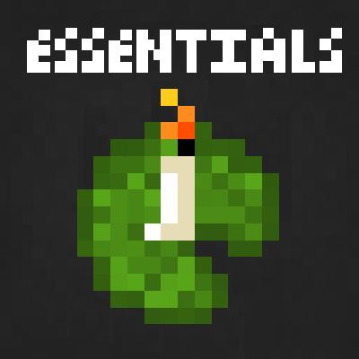Essentials [1.14.4] [1.13.2] [1.12.2]