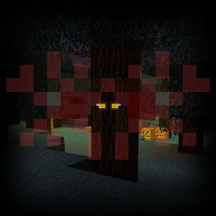 Eyes in the Darkness [1.14.4] [1.12.2] (жуткие глаза в темноте)