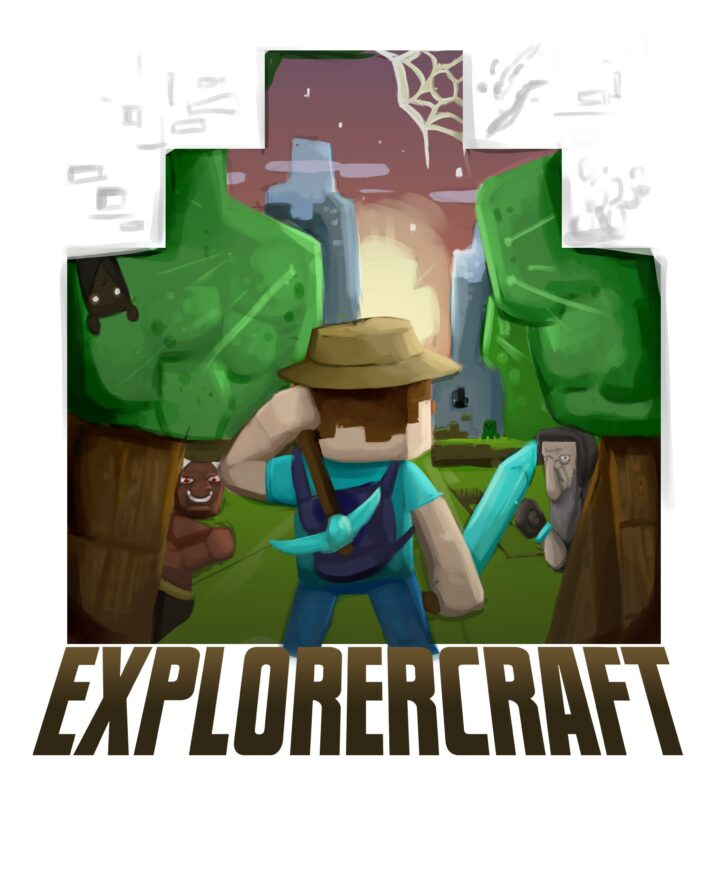 Explorercraft [1.14.4] [1.12.2]