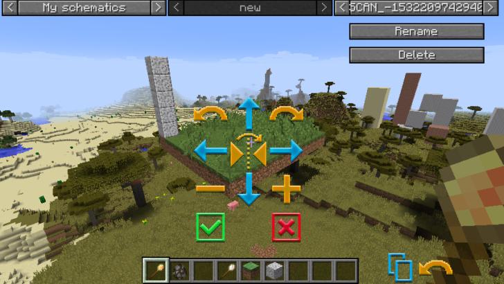 Structurize [1.14.4] [1.12.2] (редактор карт Майнкрафт)
