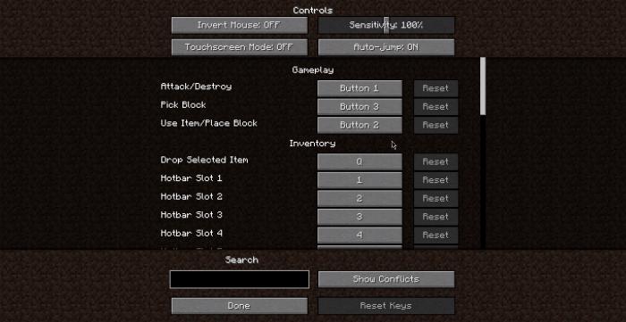 Controlling [1.14.4] [1.13.2] [1.12.2] [1.7.10] (решение конфликтов в управлении)