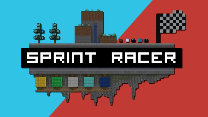 Sprint Racer [1.14.4] (гонки на выживание)