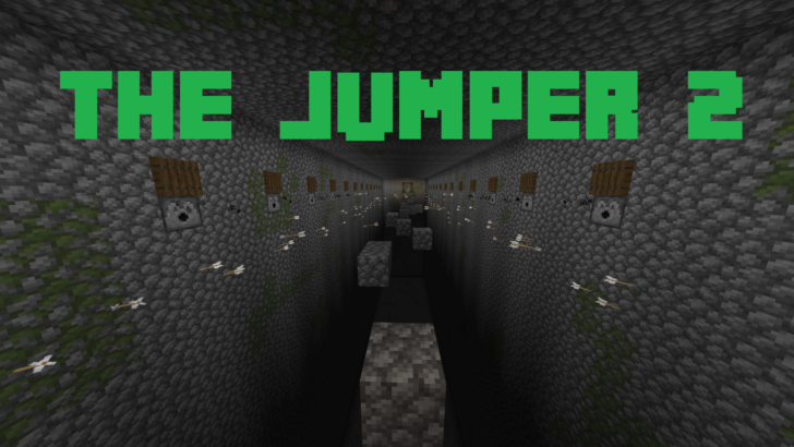 Джампер 2 [1.14.4] (паркур с ловушками)