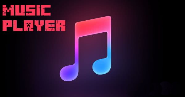 Music Player [1.14.4] [1.13.2] [1.12.2] (музыкальные плеер)
