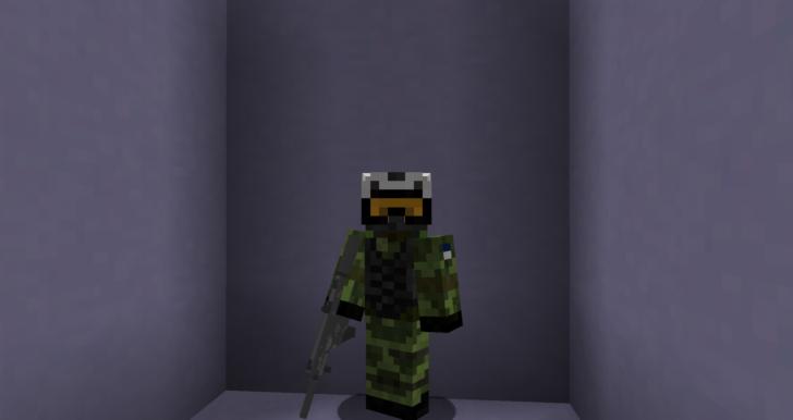 Diamond Caliber [1.12.2] (пистолеты, автоматы и тактическая броня)