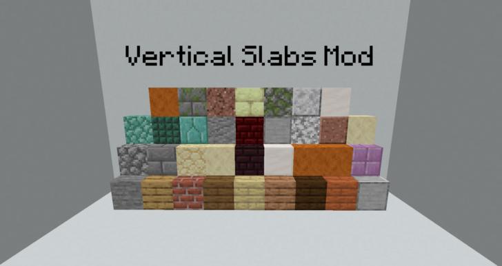 Flipped Slabs [1.14.4] (вертикальные полублоки)
